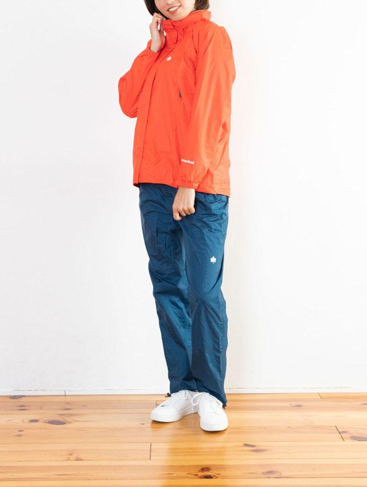 オレンジ/ネイビー