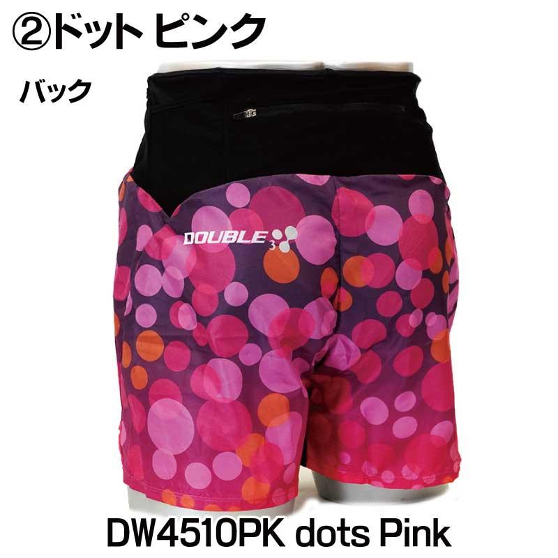 ドット ピンク